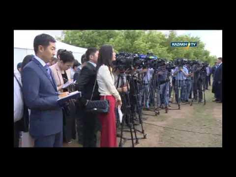 """""""News summary"""" (27.06.2016)-Kazakh TV-eng"""