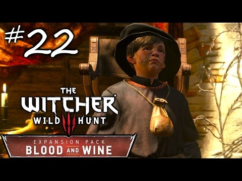 The Boot Black - The Witcher 3 Blood and Wine DLC Walkthrough Part 22