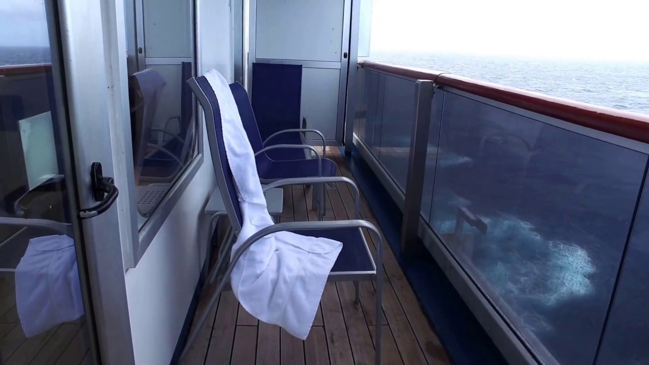 Carinval glory cruise ship room 6450 tour extended for Balcony view on cruise