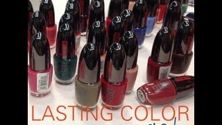 Lasting Color GEL PUPA Review
