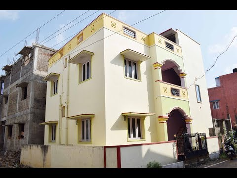 Independent House Villa for Sale at Old Perungalathur, Chennai.