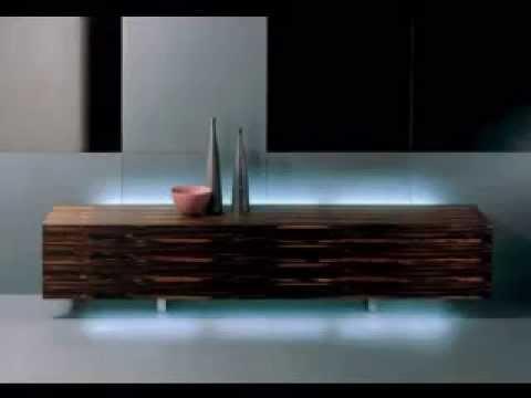 Contemporary Modern sideboard design ideas - YouTube