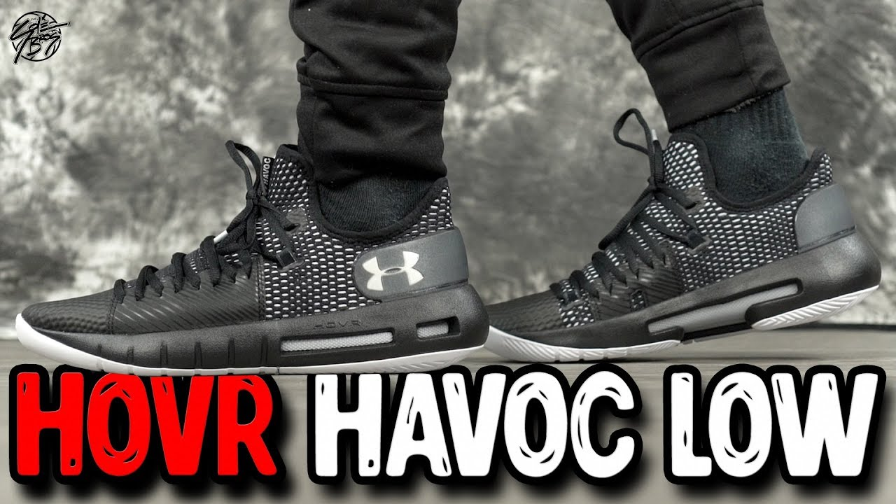 b07826c4674 Under Armour HOVR Havoc Low First Impressions! First Ball Shoe with Hovr  Cushion! The Sole Brothers