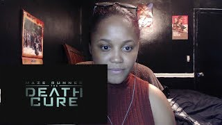 Maze Runner: The Death Cure | Official Trailer [HD] | 20th Century FOX Reaction