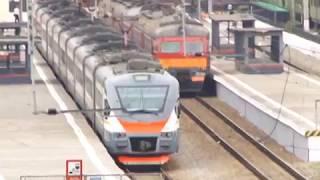 видео Реконструкция железнодорожных станций в Кемеровской области