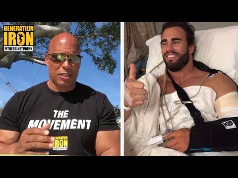 Shawn Ray Answers: Should You Risk Injury Outside Of Bodybuilding? | GI News