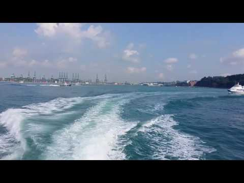 Singapore to Batam (Indonesia) Ferry Trip