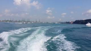 Video Singapore to Batam (Indonesia) Ferry Trip download MP3, 3GP, MP4, WEBM, AVI, FLV Juli 2018