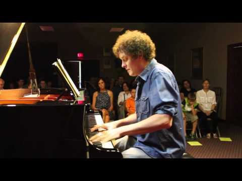 """""""Royals"""" by Lorde Jazz Piano Cover by Ian McGuire"""