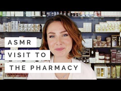 ASMR - Visit to the Pharmacy