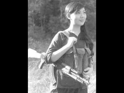 Long Hair Warriors: 30 Vintage Photographs Of Badass Female Viet Cong Soldiers In The Vietnam War