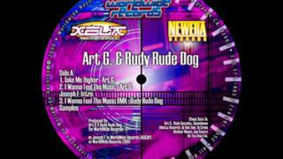 DJ RUDY RUDE DOG -I WANNA FEEL THE MUSIC