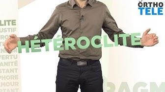 Décortiquons le mot « Hétéroclite » - Orthodidacte.com