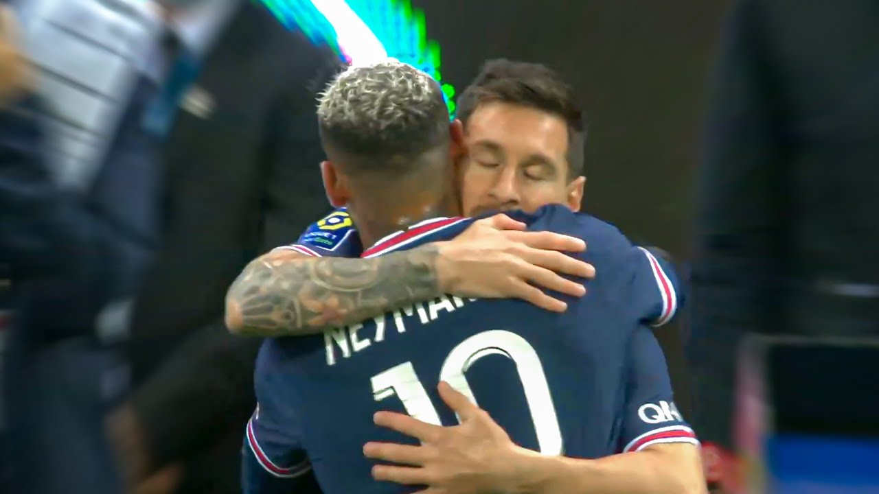 Neymar Jr Respect and Emotional Moments