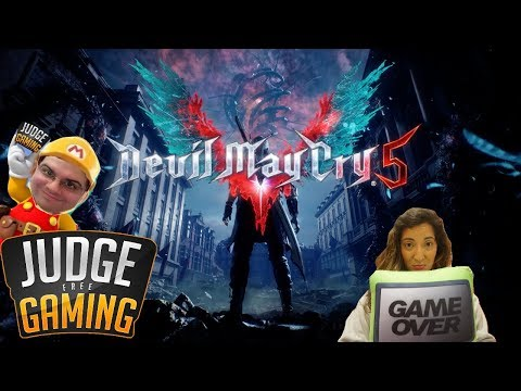Devil May Cry 5 - Part 2 Blindplay - Lets 100% This!!!!!!