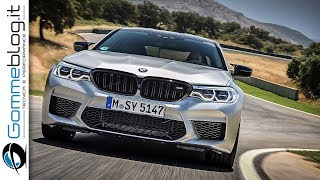 2019 BMW M5 Competition (625 HP) Design, Interior, Test Drive