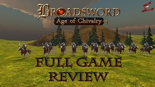 GAME REVIEW: Broadsword: Age of Chivalry [Early Access] | Full Review | Steam Games