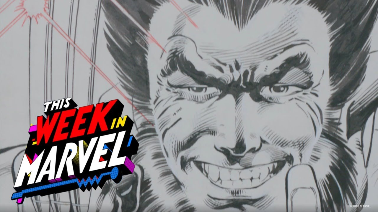 Check Out Some of the Coolest Characters at MoPOP!   This Week In Marvel