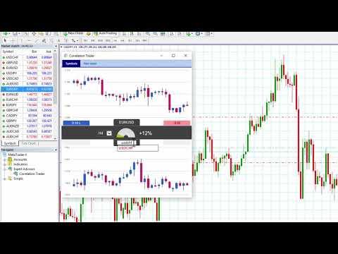 Correlation Trader - MEX NexGen MT4 www.mexexchange.com