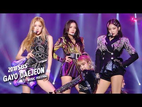 BLACKPINK - Ddu-du Ddu-du + Forever Young [2018 SBS Gayo Daejeon Music Festival]