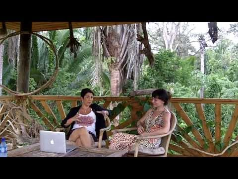 Marie-France Dayan of The Zen Investor on Sangha Intentional Community 2