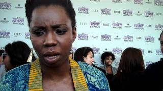 Adepero Oduye at the Film Independent Spirit Awards