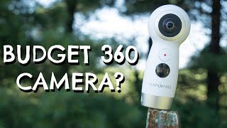 Fireworks From a Drone in 360!!    Wunder360 C1 Camera Review