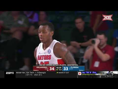 Oklahoma vs. Florida Men's Basketball Highlights