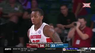 Oklahoma vs. Florida Men's Basketball Highlights