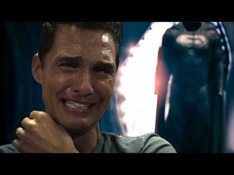 Emotions when watching «Superman Black Suit» 'Justice League' Deleted Scene