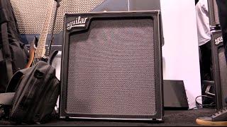 NAMM '16 - Aguilar Sl 410x Cabinet Demo