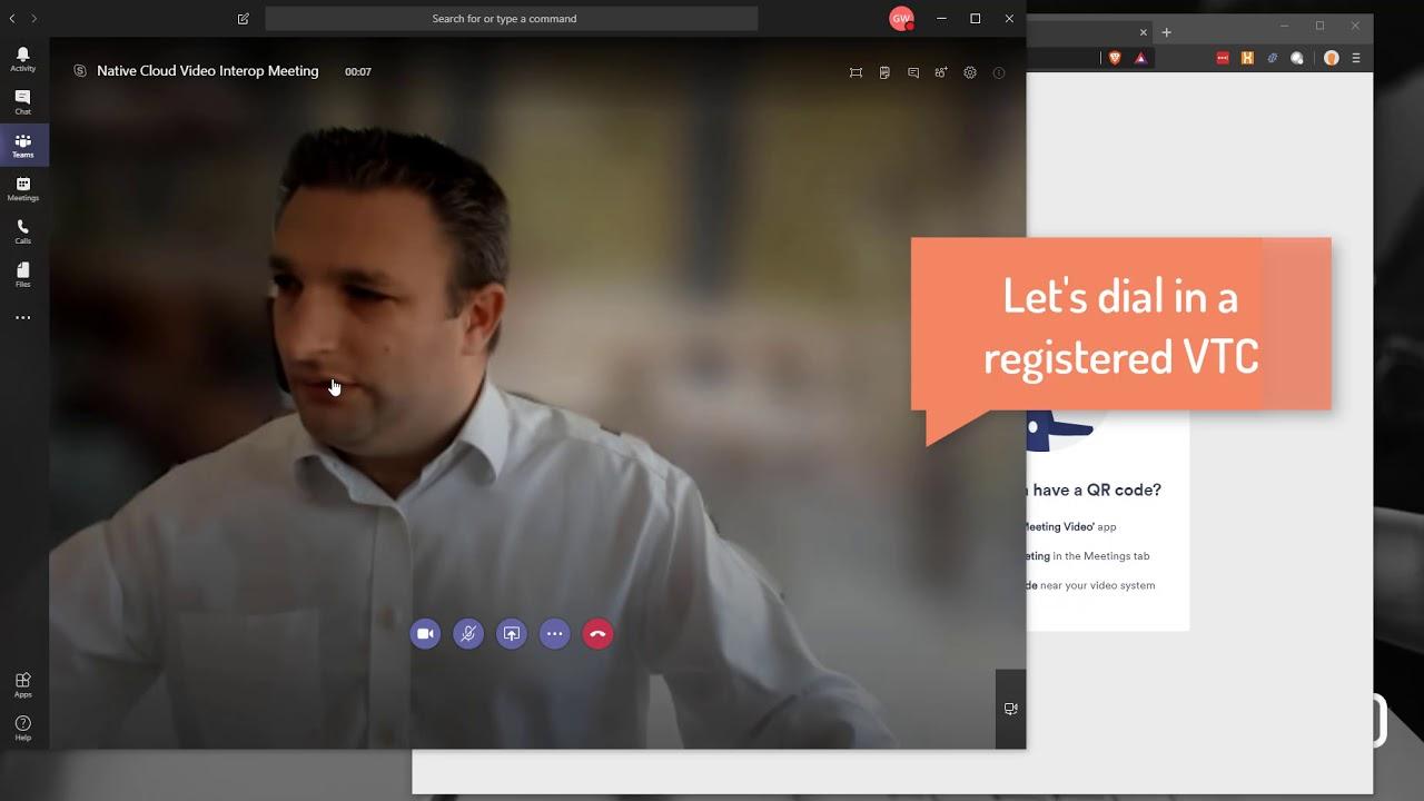 Pexip Cloud Video Interop for Microsoft Teams