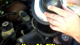 Changing Air Filter on a Ford Expedition