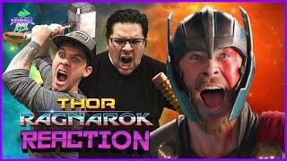 Thor: Ragnarok - Teaser Trailer Reaction