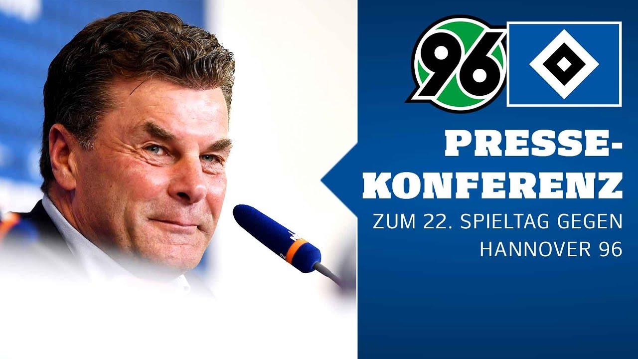 RELIVE: Die Pressekonferenz vor dem Auswärtsspiel gegen Hannover 96