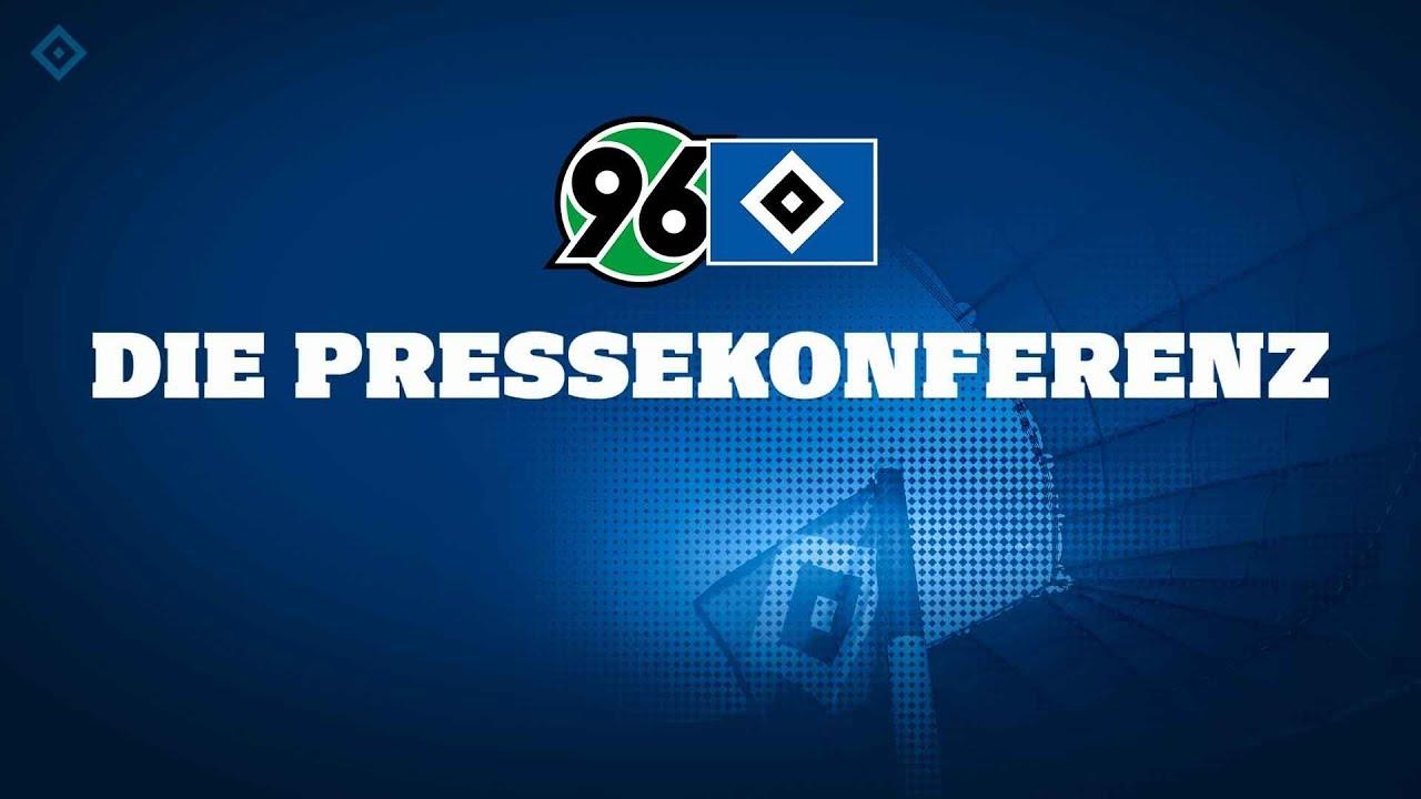 LIVE: Die Pressekonferenz vor dem Auswärtsspiel gegen Hannover 96