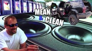 CLEAN Car Audio Install w/ 3 15