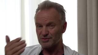 Sting Discusses MY SONGS - Desert Rose