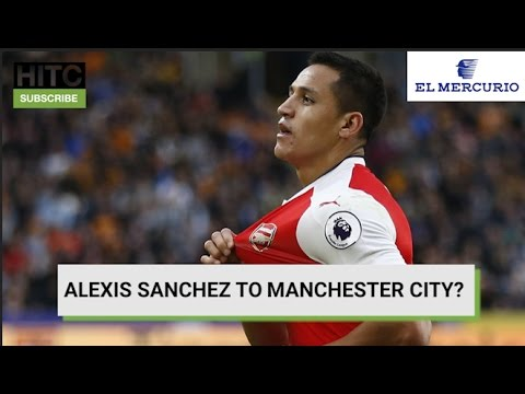 Sanchez To Manchester City? Tuesday's Transfer News And Rumours