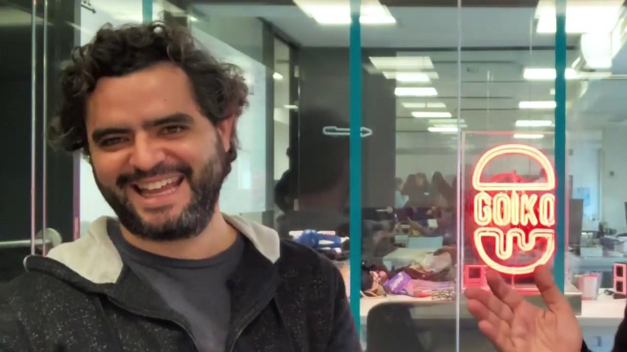 """Conversación con Andoni Goicoechea (fundador """"Goiko Grill"""") - YouTube"""