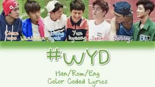 Gambar cover iKON - #WYD (오늘 모해) [HAN|ROM|ENG Color Coded Lyrics]