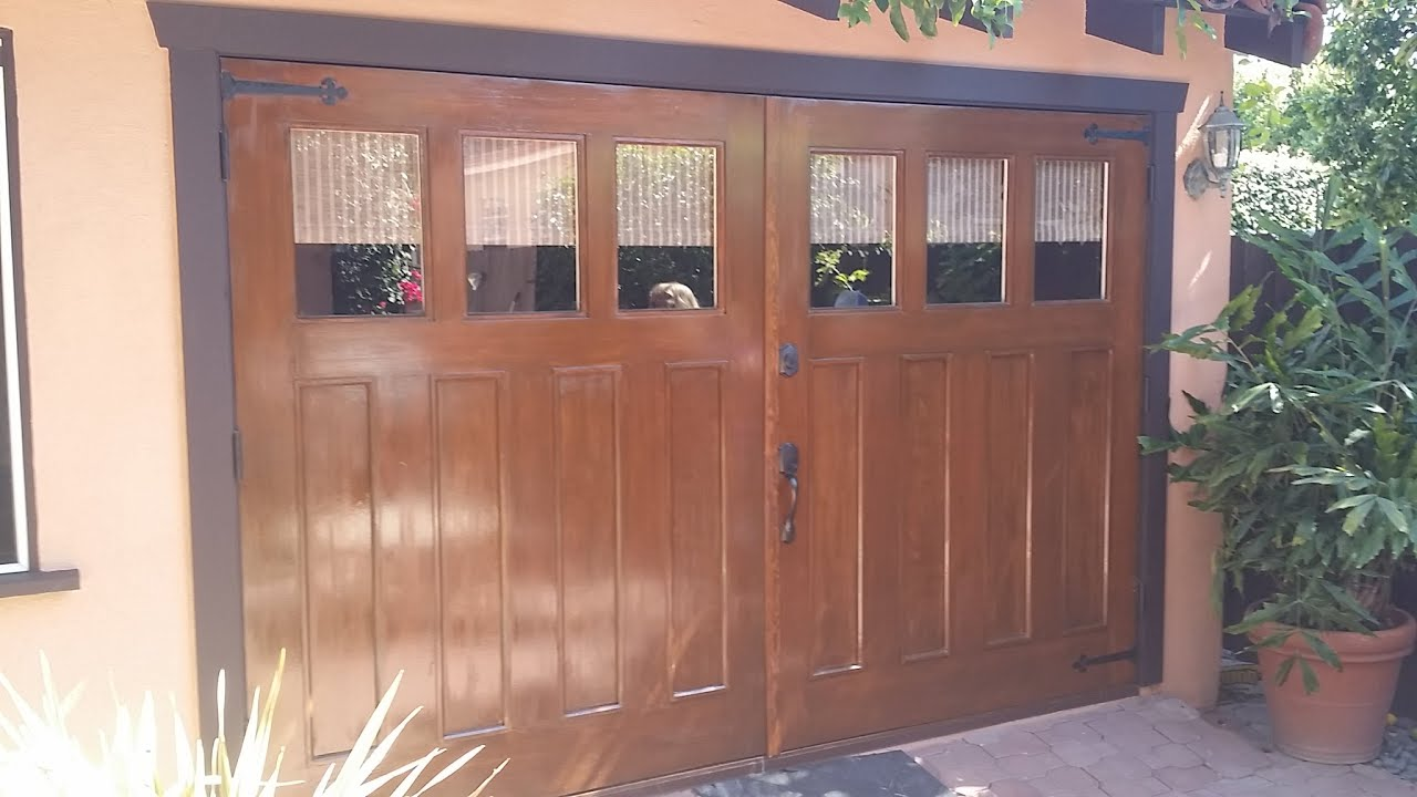 Build Carriage Doors For Garage With Festool Domino Xl Youtube
