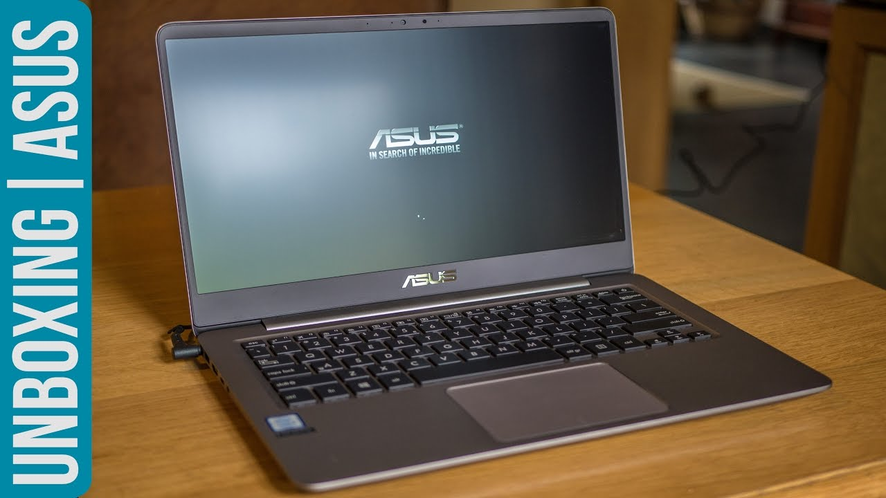 Asus Zenbook Unboxing Ux410ua Gv028t 4k Youtube
