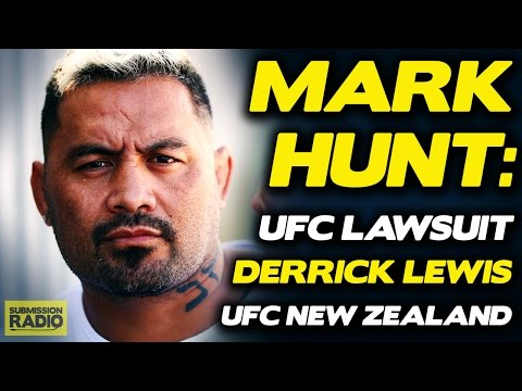 Mark Hunt Explains Why He Took Derrick Lewis Fight, Furious That He Has To Fight For Equality