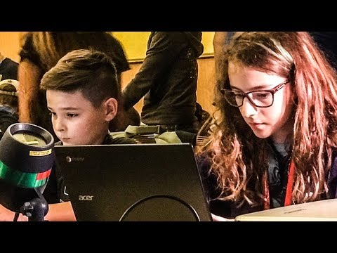 11-Year Old Successfully Hacked Replica Of Florida's Voting System And Changed Votes