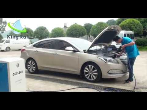 GOCLEAN engine compartment cleaning