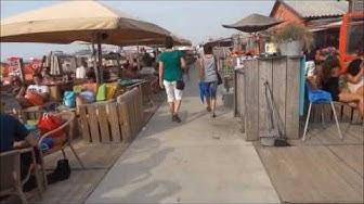 Strand-Restaurants am Strand von Scheveningen - Gastronomie in Den Haag