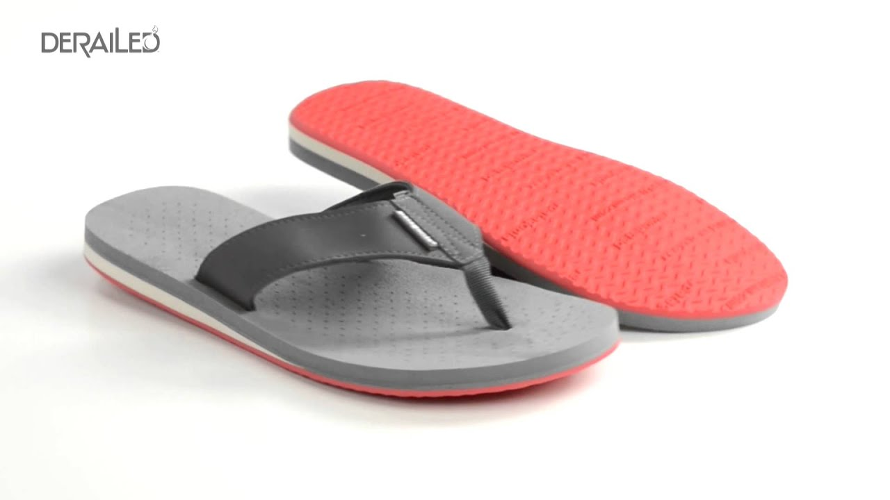 837d60cfe Patagonia Reflip Sandals (For Men) - YouTube