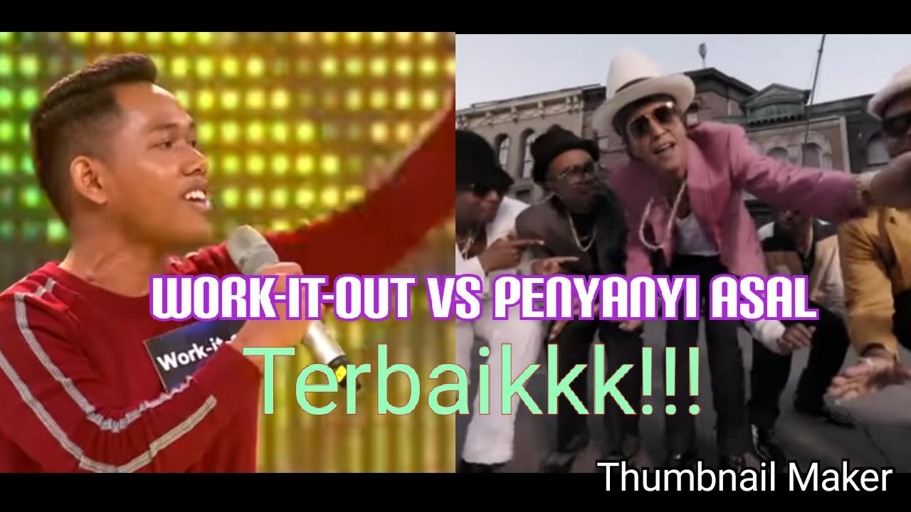 I Can See Your Voice Malaysia 2 (Uptown Funk) | #ICSYVMY