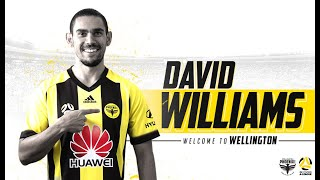 David Williams Announcement